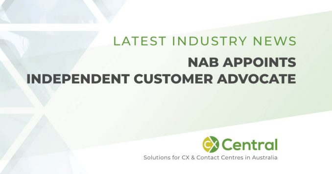 NAB appoints independent customer advocate