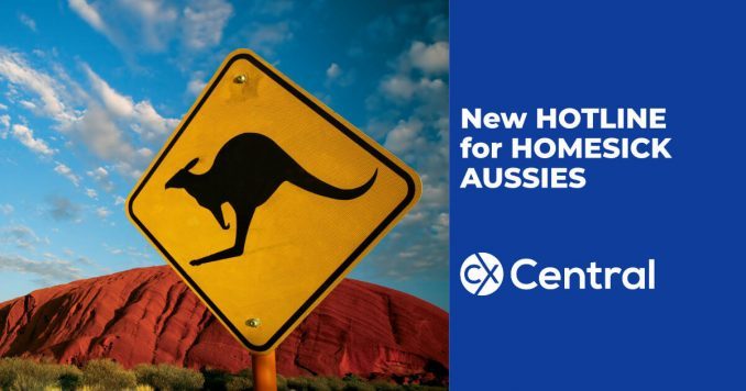 New hotline for homesick aussies