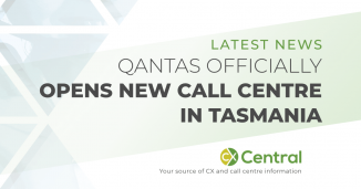 Qantas officially open new call centre in Tasmania