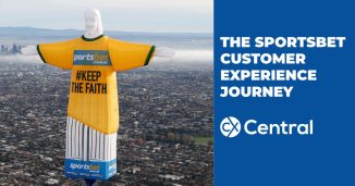 Sportsbet Customer Experience Journey