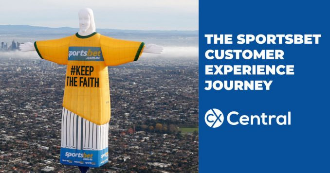 Sportsbet Customer Experience Journey
