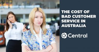 The cost of bad customer service in Australia