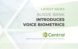 AUSSIE BANK INTRODUCES VOICE BIOMETRICS