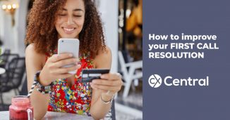 How to improve first call resolution