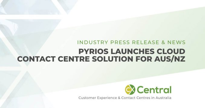 Pyrios launches interactive intelligence cloud contact centre solution in Australia
