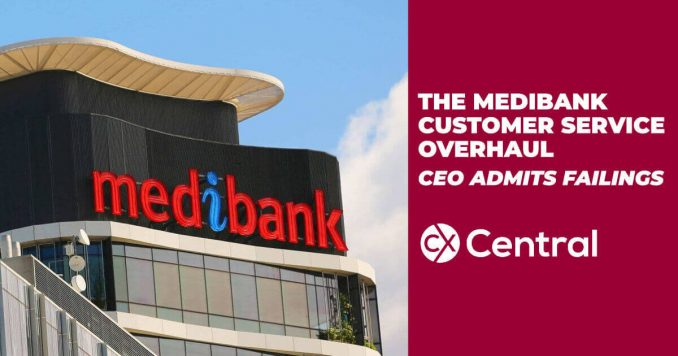The Medibank Customer Service overhaul 2019