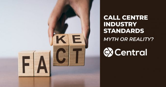 The myth of call centre industry standards