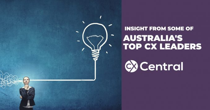 Insight from Australia's top CX leaders