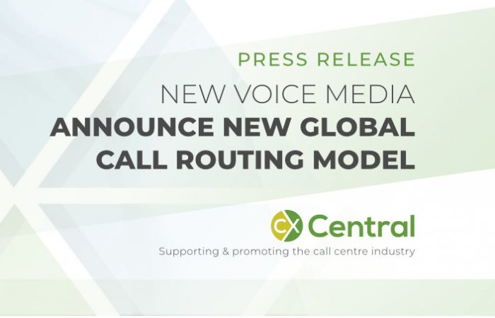 New VoiceMedia announce new global call routing architecture
