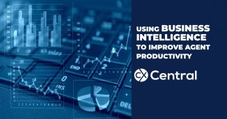 Using Business Intelligence to improve call centre agent productivity
