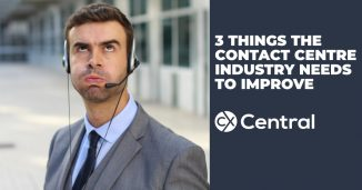 3 things the contact centre industry is getting wrong