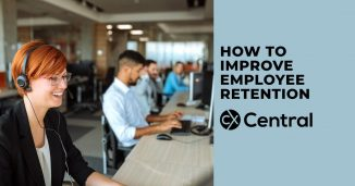 how to improve employee retention in the call centre
