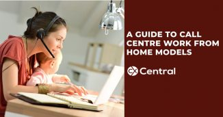 A guide to call centre work from home models
