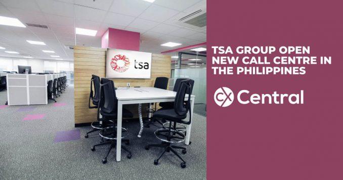 Australian TSA Group opens new Philippines call centre