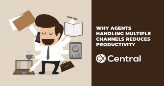 why multichannel agents are less productive in the call centre