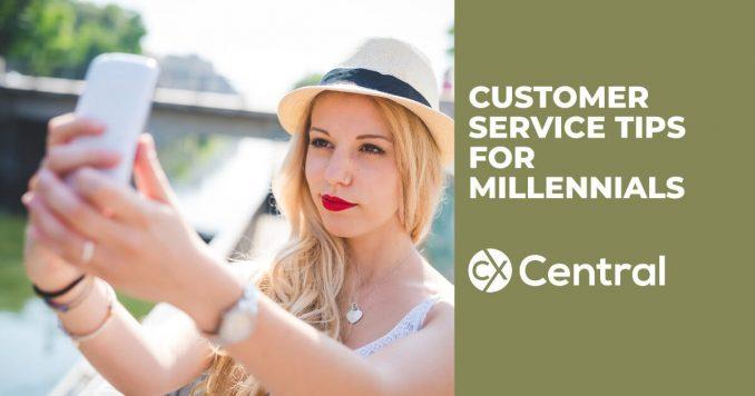Customer Service Tips for Millennials