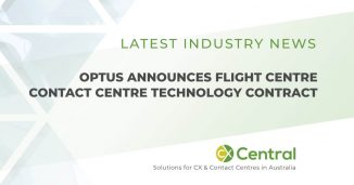 Optus have announced they won the Flight Centre contact centre technology
