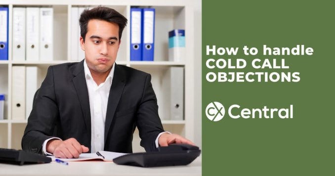 How to handle cold call objections