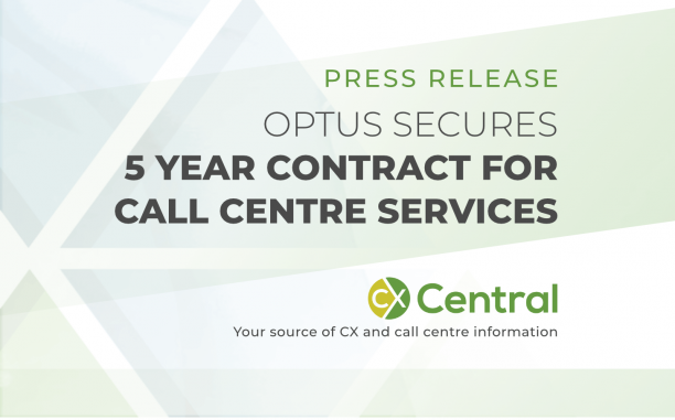 OPTUS win flight centre contact centre deal