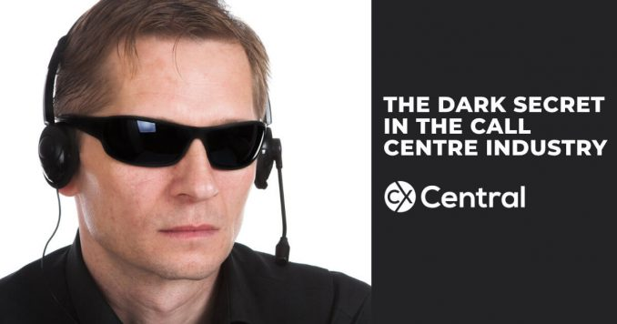 The call centre industry's dark secret