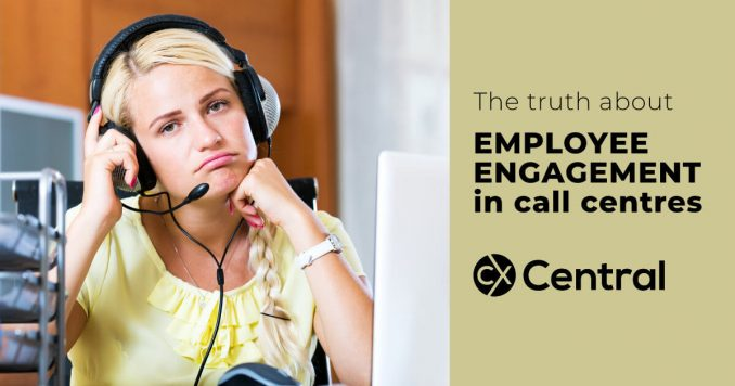 the truth about employee engagement in call centres