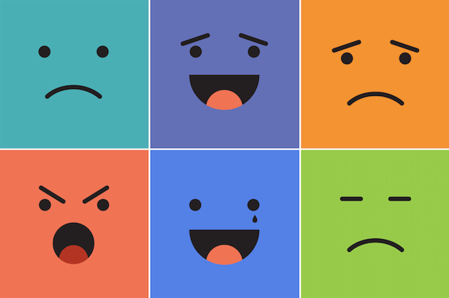 Different-face-expressions
