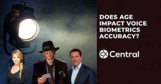 Does age impact voice biometrics accuracy
