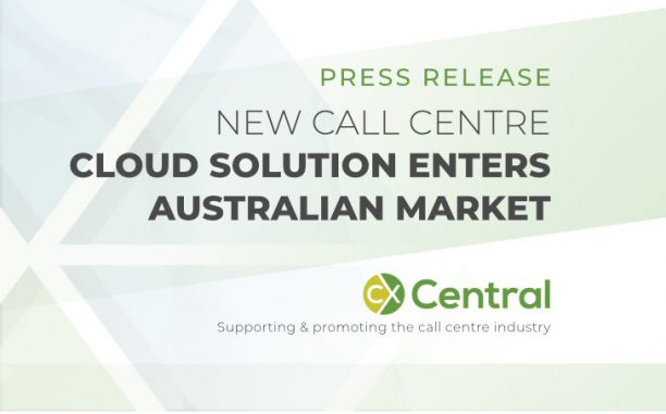 New Cloud Solution for contact centres enters Australian market