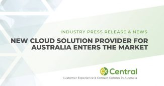 New cloud solution for contact centres in Australia