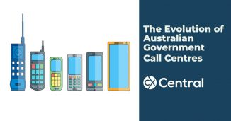 The Evolution of Australian Government Call Centres