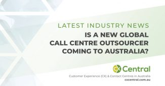 Is a new global call centre outsourcer coming to Australia?