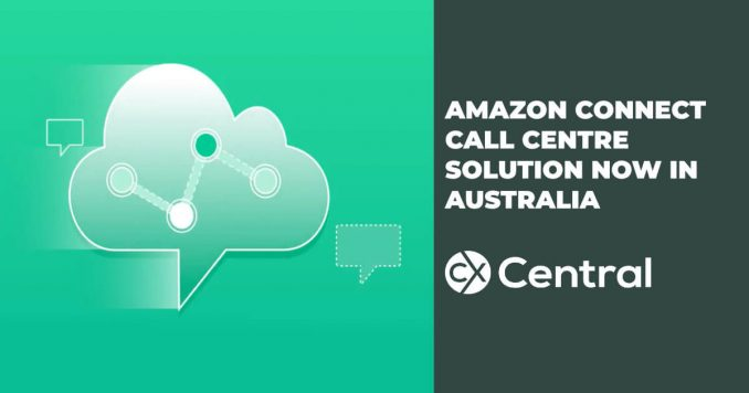 Amazon Connect call centre solution in Australia