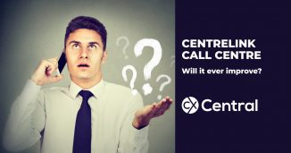 Centrelink call centre