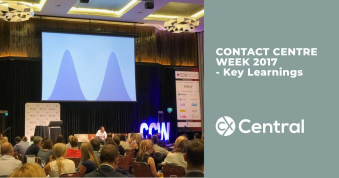 Contact Centre Week 2017 Key Learnings