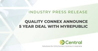 Quality Connex announce 5 year deal with MyRepublic