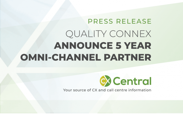 Quality Connex announce five year omni-channel contact centre contract