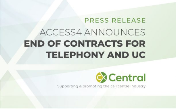 Access4 announces the end of contracts for telephony and UC services