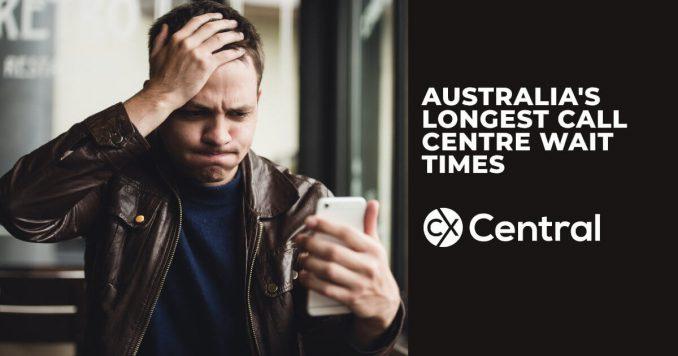 Australian call centres longest wait times