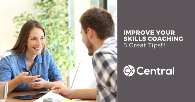 5 Tips to improve your skills coaching in a call centre