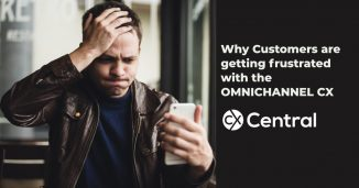 Customer frustrations with the omnichannel CX