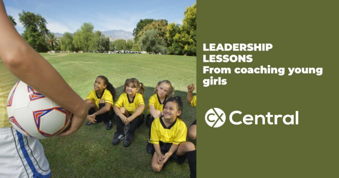 How to coach young girls