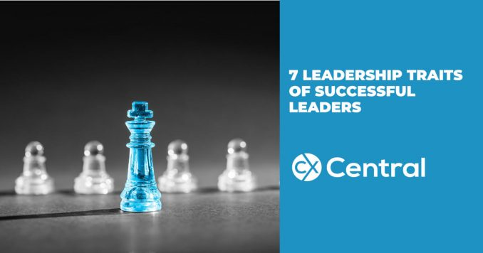 Leadership traits of successful people