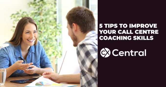 Tips to improve your call centre coaching skills