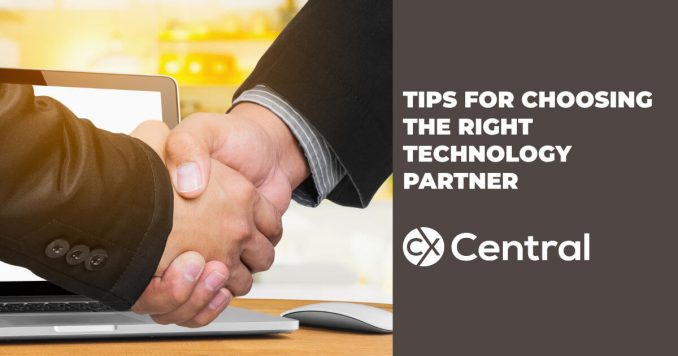 Choosing the right technology partner for your contact centre