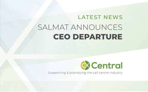SALMAT ANNOUNCES CEO DEPARTURE