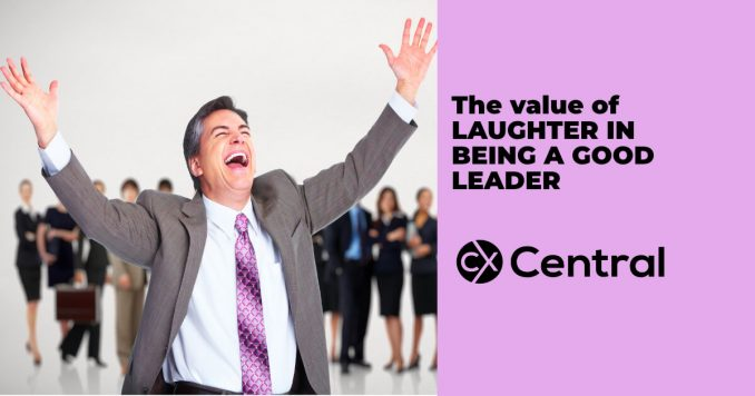 The value of laughter in leadership