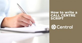 How to write a call centre script that gets results