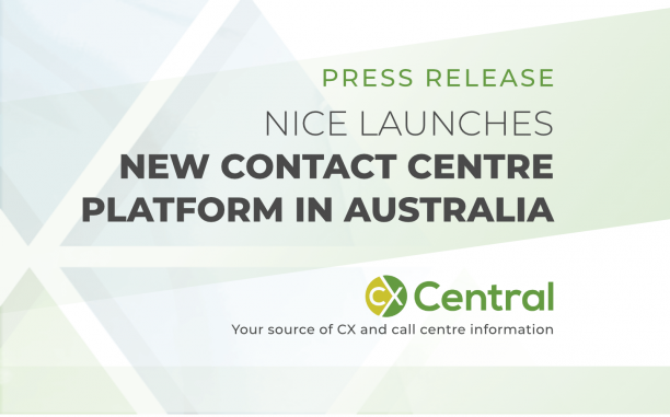 NICE launches new contact centre platform in Australia