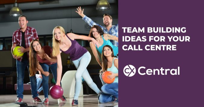 team building ideas for your call centre
