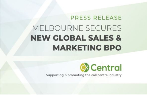 Melbourne secures new global sales & marketing BPO